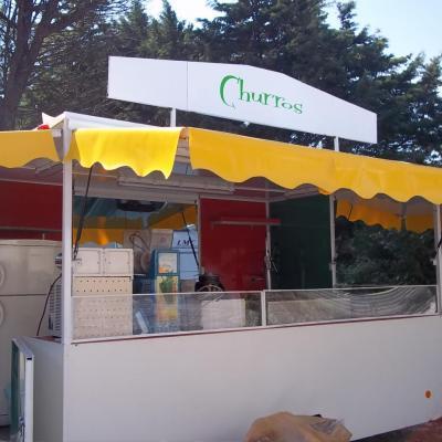 remorque churros